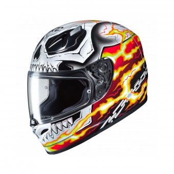 Casque Integral HJC FG-ST Ghost Rider MC1