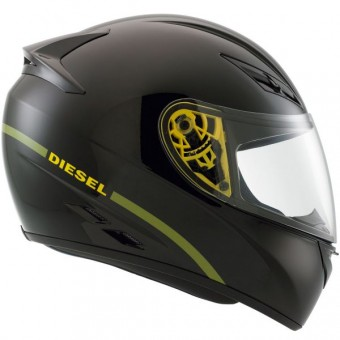 Casque Integral Diesel Full-Jack Negro