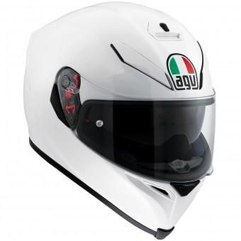 Casque Integral AGV K-5 S Pearl White