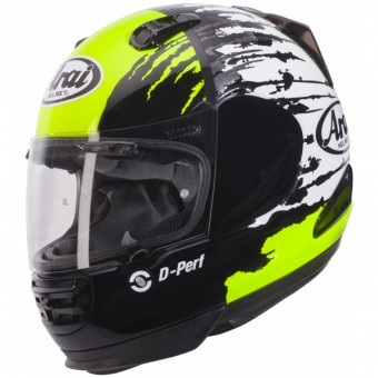 Casque Integral Arai Rebel Splash Green