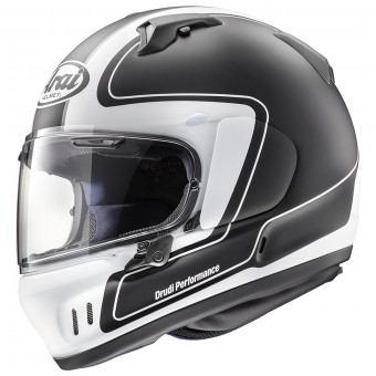 Casque Integral Arai Renegade-V Outline Black
