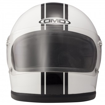 Casque Integral Dmd Rocket Racing Blanco