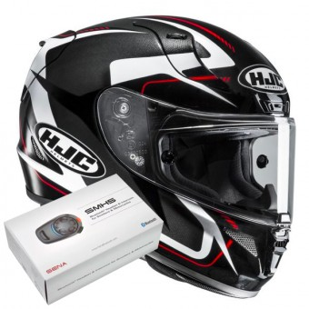 Casque Integral HJC RPHA 11 Bludom MC5