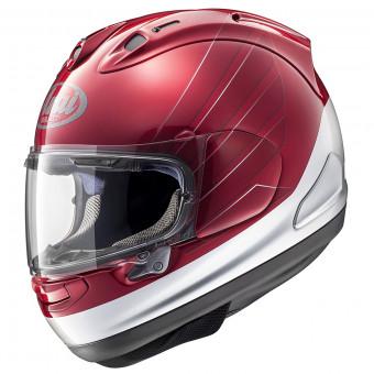 Casque Integral Arai Rx-7 V Honda CB Rouge