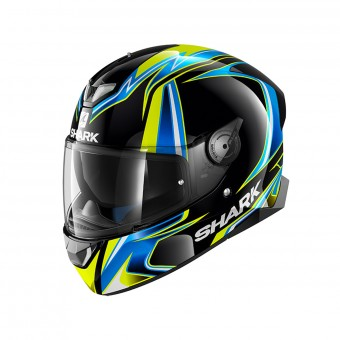 Casque Integral Shark Skwal 2 Replica Sykes KBY