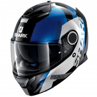 Casque Integral Shark Spartan Apics KWB