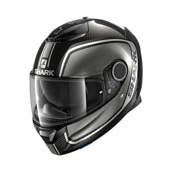 Casque Integral Shark Spartan Carbon 1.2 Priona DAS