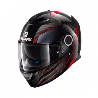 Casque Integral Shark Spartan Carbon 1.2 Silicium DRA