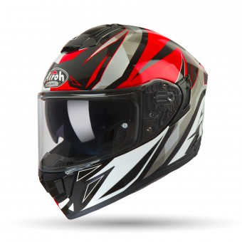 Casque Integral Airoh ST 501 Thunder Rojo