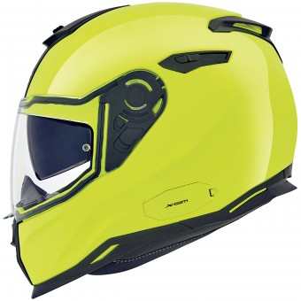 Casque Integral Nexx SX.100 Neon Yellow