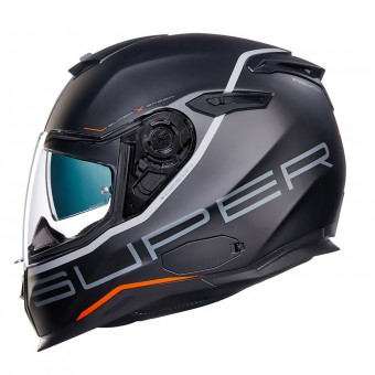 Casque Integral Nexx SX.100 Superspeed Black Matt