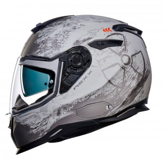 Casque Integral Nexx SX.100 Toxic Concrete Matt