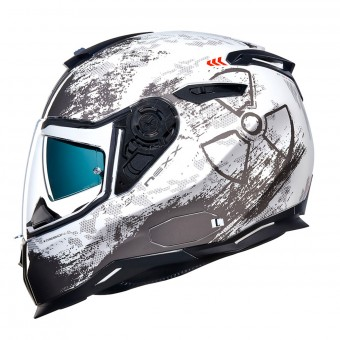 Casque Integral Nexx SX.100 Toxic White