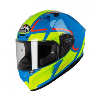 Casque Integral Airoh Valor Marshall Azul