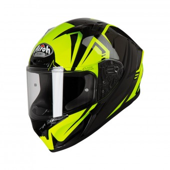 Casque Integral Airoh Valor Raptor Amarillo