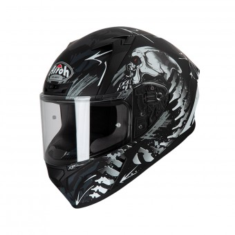 Casque Integral Airoh Valor Shell Negro Mate