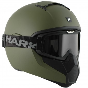 Casque Integral Shark Vancore Blank Mate GMA