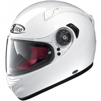 Casque Integral X-lite X-661 Start N-Com White 3