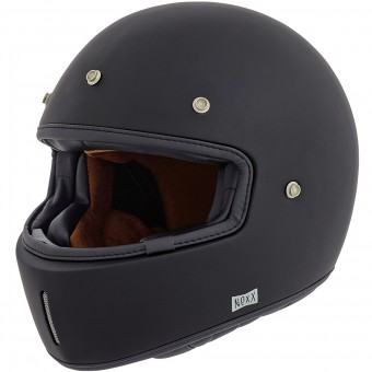Casque Integral Nexx X.G100 Purist Matt Black