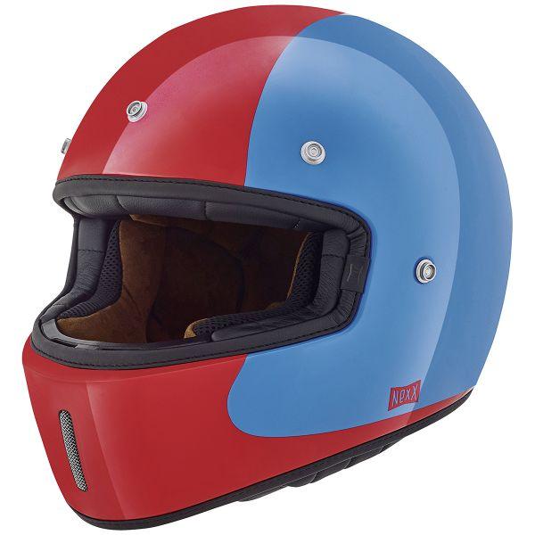 Nexx X.G100 Rocker Blue Red