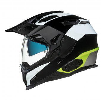Casque Integral Nexx X.Wed2 Duna Negro Neon Amarillo