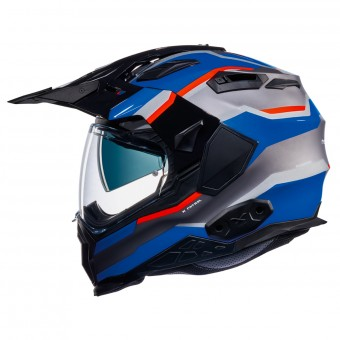 Casque Integral Nexx X.WED2 X-Patrol Blue