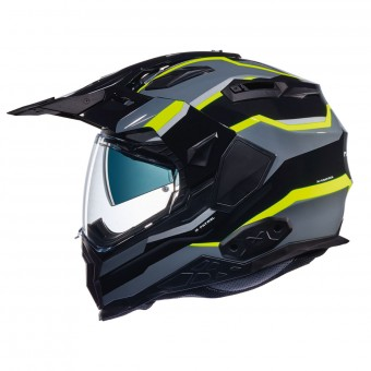 Casque Integral Nexx X.WED2 X-Patrol Neon Yellow