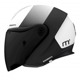 Casque jet Schuberth M1 Resonance White