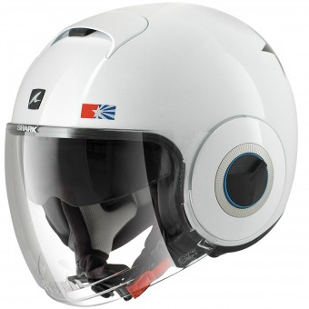 Casque jet Shark Nano United WKW