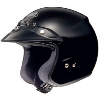 Casque jet Shoei RJ Platinum-R Negro