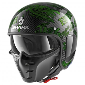 Casque jet Shark S-Drak Freestyle Cup DGG