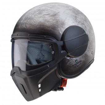Casque jet Caberg Ghost Iron