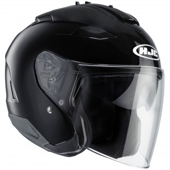 Casque jet HJC IS-33 II Black