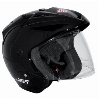 Casque jet SHOT Jet Negro