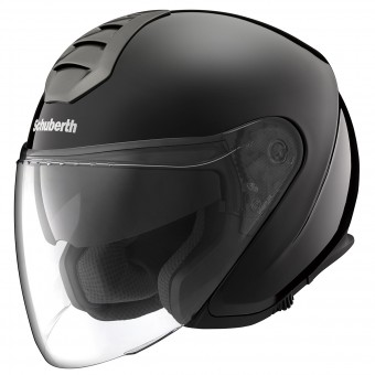 Casque jet Schuberth M1 Berlin Black