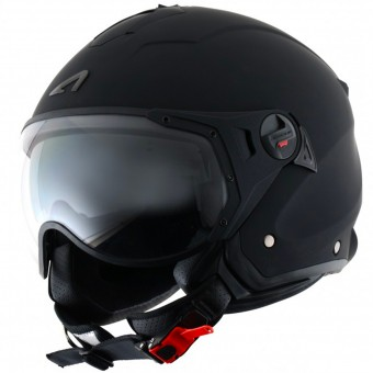 Casque jet Astone Minijet Sport Matt Black