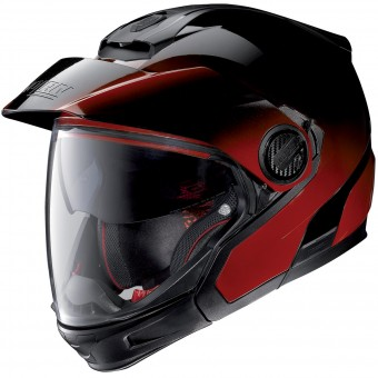 Casque Convertible Nolan N40 5 GT Fade Cherry 16