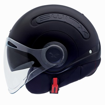 Casque jet Nexx SX.10 Switx Negro Mate