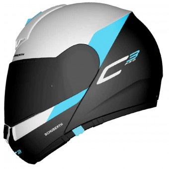 Casque Modular Schuberth C3 Pro Gravity Blue