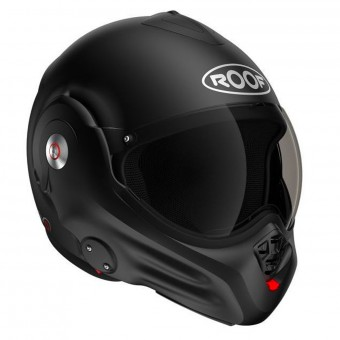 Casque Modular Roof Desmo Black 3e Generation