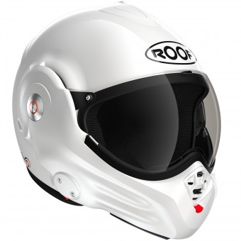 Casque Modular Roof Desmo White