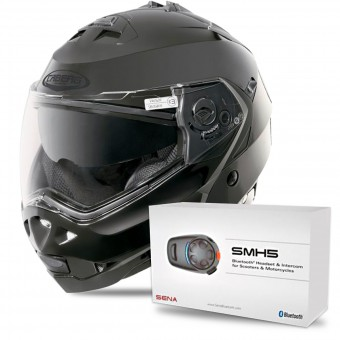 Casque Modular Caberg Duke II Smart Black