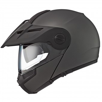 Casque Modular Schuberth E1 Anthracite Mat