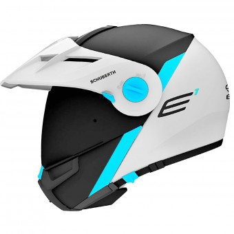 Casque Modular Schuberth E1 Gravity Blue