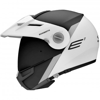 Casque Modular Schuberth E1 Gravity Grey