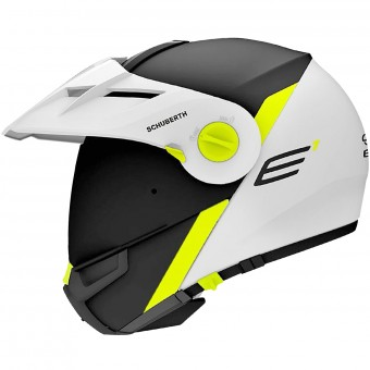 Casque Modular Schuberth E1 Gravity Yelllow