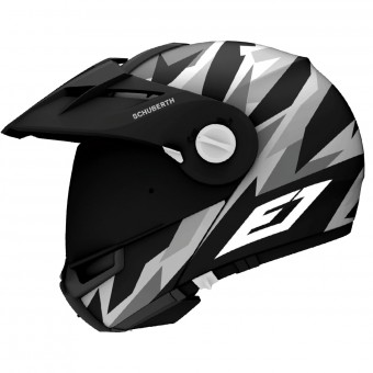 Casque Modular Schuberth E1 Rival Grey