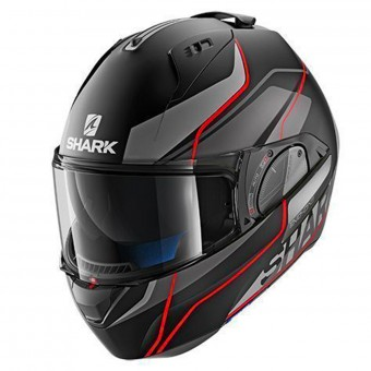 Casque Modular Shark Evo-One 2 Krono Mat KAR