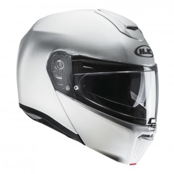 Casque Modular HJC RPHA 90 Pearl White