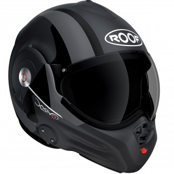 Casque Modular Roof Desmo Ram Matt Titan Black